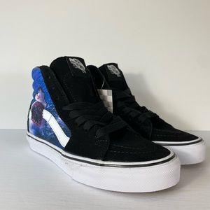 Vans Sk8-Hi Shark Week Black Sneakers